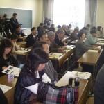 土井先生退職記念講義